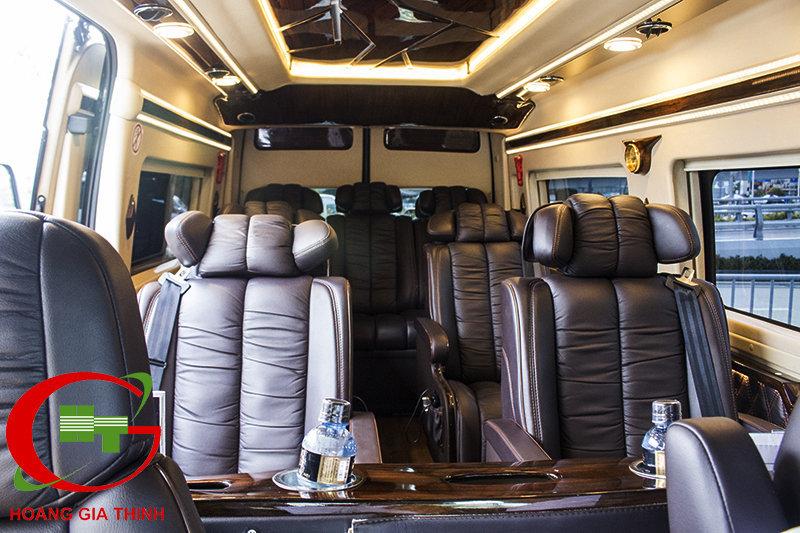 dịch vụ cho thuê xe limousine đi đà lạt