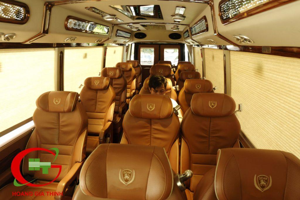 Xe Limousine Hà Nội Đi Lào Cai Tại Sao Không ?