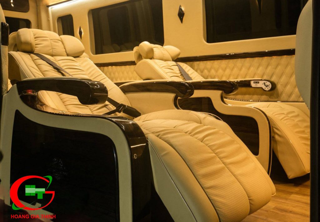 Cho Thuê Xe Dcar Limousine Tại Đà Nẵng - Thuê Xe Limousine 9 Chỗ