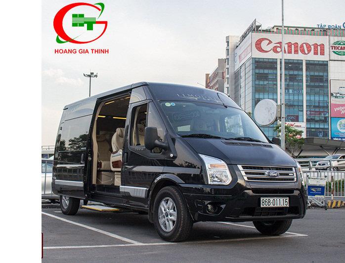 Cho Thuê Xe Limousine Đi Mũi Né - Bình Thuận - Phan Thiết