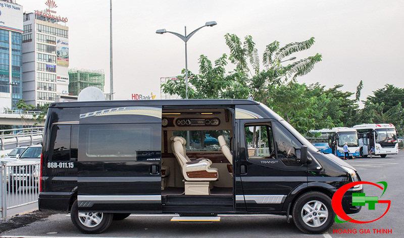 Cho Thuê Xe Limousine Đi Cà Mau - Cần Thơ - Các Tỉnh Miền Tây