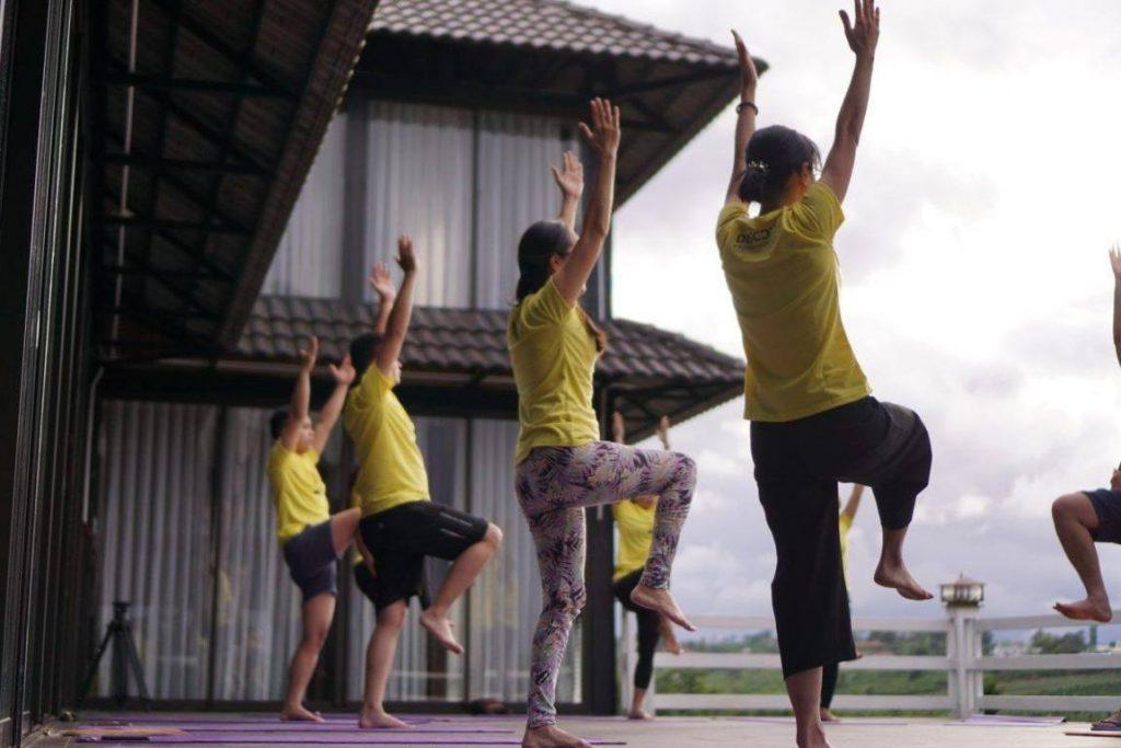 Tour Du Lịch Yoga - Thiền Trên Cao Nguyên Lâm Đồng