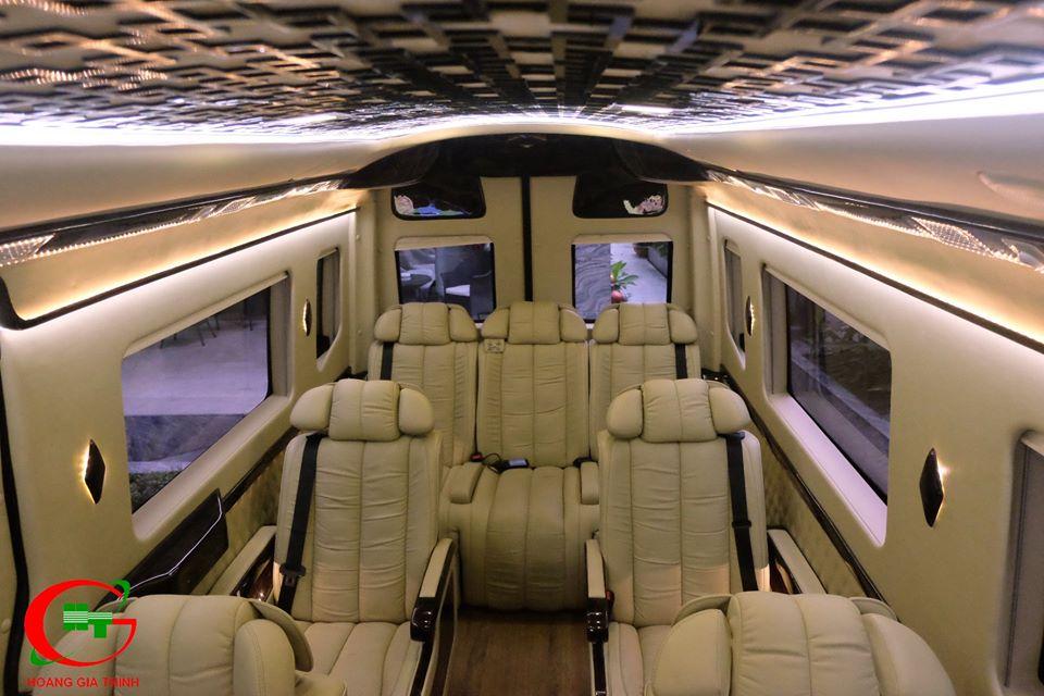 Cho thuê xe Limousine giá rẻ uy tín