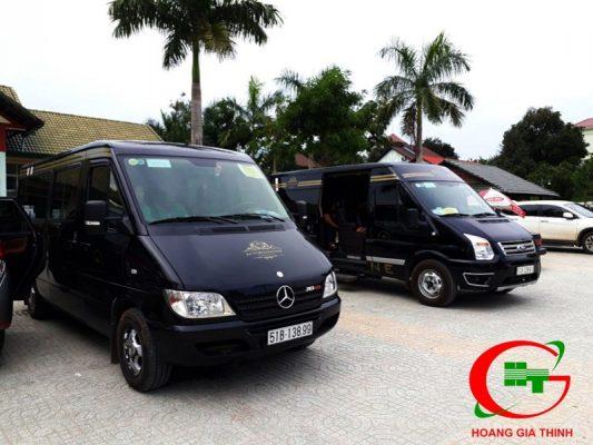 Thuê xe Limousine du lịch Đà Lạt Tết 2020