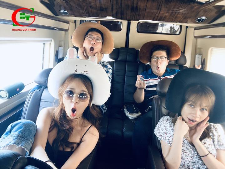 Thuê xe Limousine đi Đà Lạt