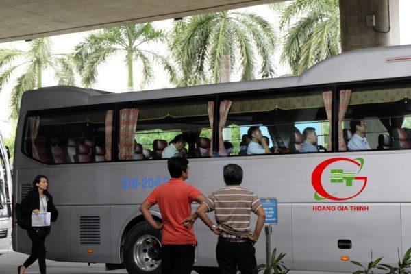 Đồng Hành Cùng Đoàn Hàn Quốc Công Tác Tại Việt Nam