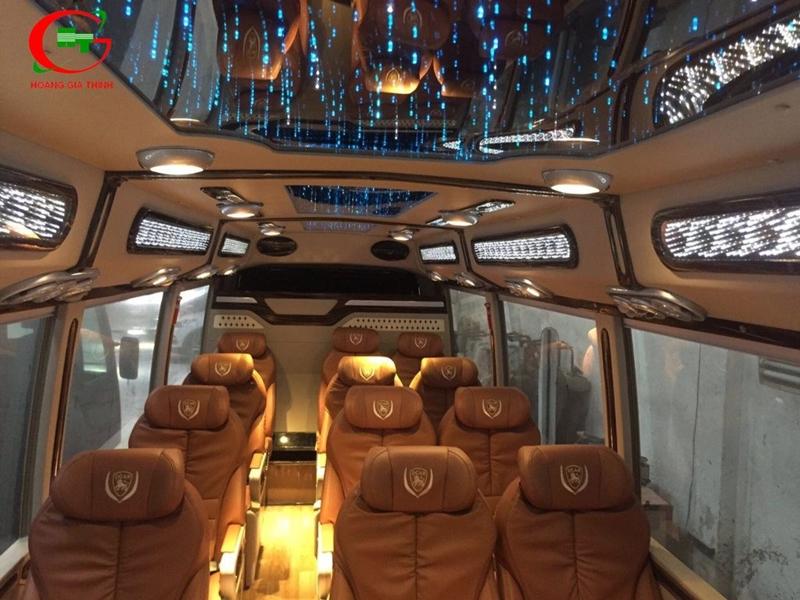 Thuê xe Limousine du lịch Đà Lạt tháng 1