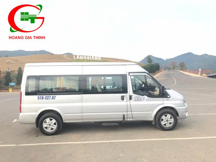 Giá thuê xe du lịch TPHCM đi Đà Lạt