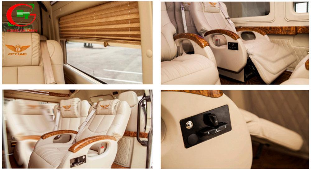 Cho Thuê Xe Limousine 9 Chỗ Đời Mới 2019 - Hoàng Gia Thịnh