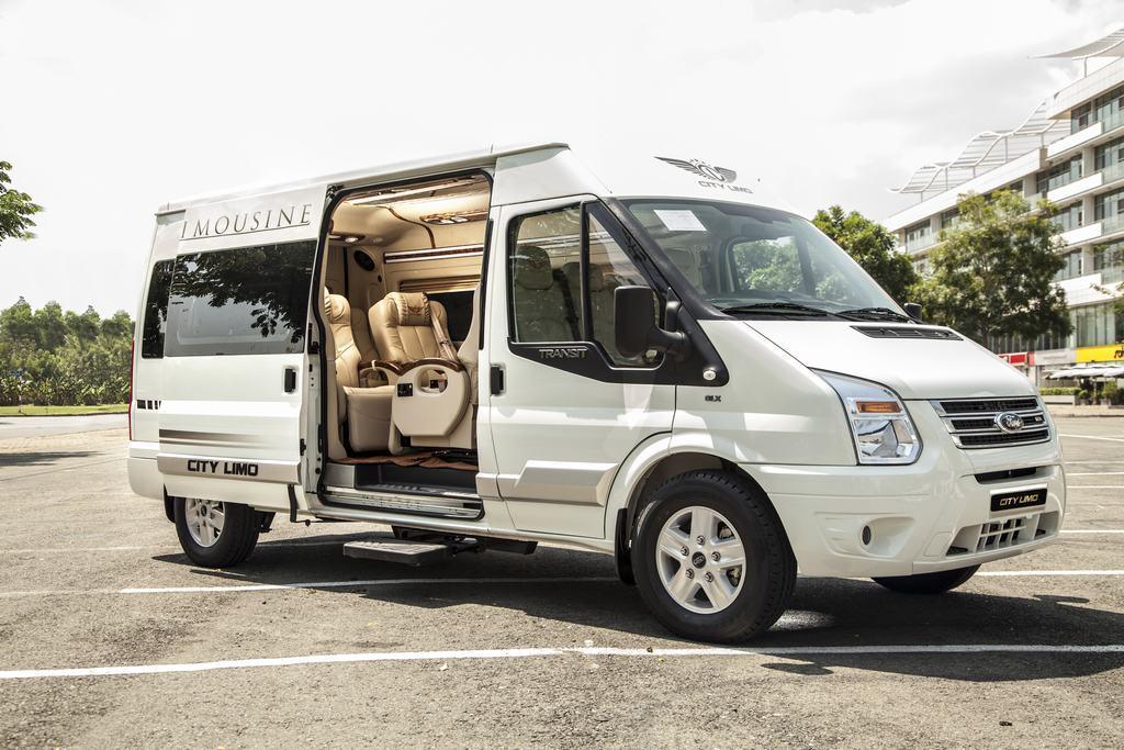 3 Mẫu thiết kế Limousine Hot nhất hiện nay dành cho khách du lịch