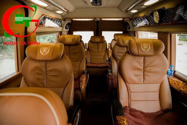Di chuyển đến Đà Lạt chụp ảnh cưới bằng xe Limousine cao cấp